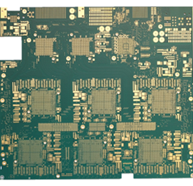 16 high speed PCB